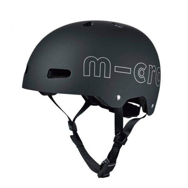 Kaciga Micro crna M (54-58 cm)