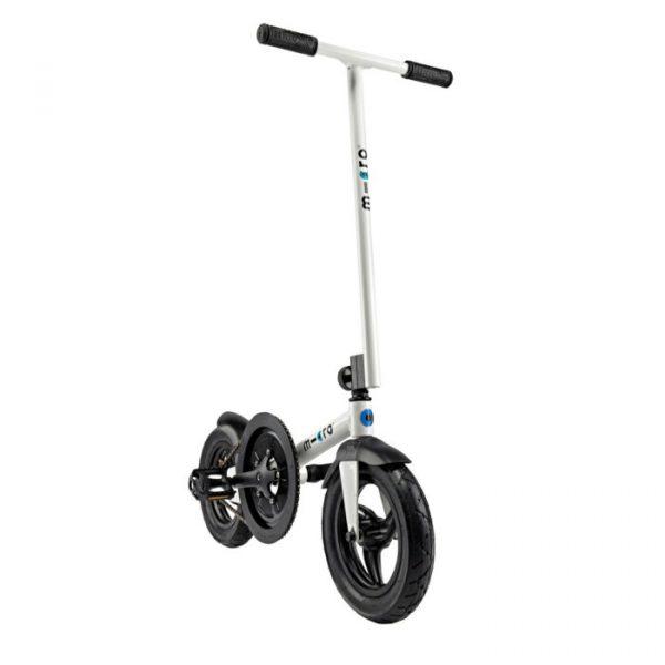 Pedalflow sklopiv bicikl bijeli